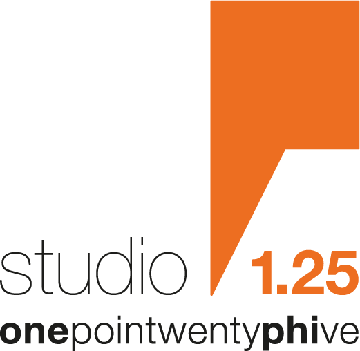 logo studio 1.25